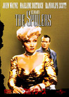 The Spoilers (DVD) (First Press Limited Edition) (Japan Version)
