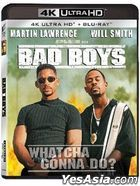 Bad Boys (1995) (4K Ultra HD + Blu-ray) (Hong Kong Version)