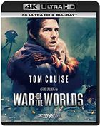 War Of The Worlds (2005) (4K Ultra HD + Blu-ray) (Japan Version)