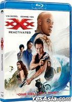 xXx: Reactivated (2017) (Blu-ray) (Hong Kong Version)
