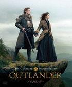 Outlander Season 4 Soft Shell Box (DVD) (Japan Version)