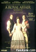 A Royal Affair (2012) (DVD) (Hong Kong Version)
