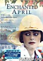Enchanted April (DVD) (Hong Kong Version)