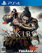 SEKIRO: SHADOWS DIE TWICE (Japan Version)