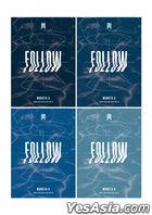 Monsta X Mini Album Vol. 7 – 'FOLLOW' : FIND YOU (Random Version)