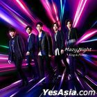Mazy Night [Type A] (SINGLE+DVD) (First Press Limited Edition) (Taiwan Version)