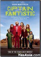 Captain Fantastic (2016) (DVD) (US Version)