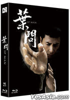 Ip Man (Blu-ray) (Full Slip Limited Edition) (Amaray Case + Booklet + Postcard + Card) (Korea Version)