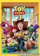 Toy Story 3 (DVD) (First Press Limited Edition) (Korea Version)