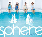 LET・ME・DO!! (SINGLE+DVD)(First Press Limited Edition)(Japan Version)