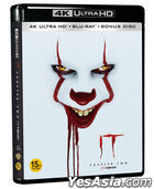 It Chapter Two (4K Ultra HD + Blu-ray + Bonus Disc) (Korea Version)