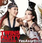 Twins Party (Version 2) (CD+DVD) (附 環保袋)