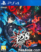 Persona 5 Scramble: The Phantom Strikers (Asian Chinese Version)
