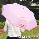 Kakao Friends Three Tier Umbrella (Apeach)