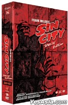 Sin City : Expanded Special Edition DTS (Korean Version)