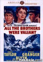 All the Brothers Were Valiant (1953) (DVD) (US Version)