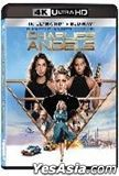 Charlie's Angels (2019) (4K Ultra HD + Blu-ray) (Hong Kong Version)
