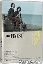 Their Finest (2016) (DVD) (Taiwan Version)