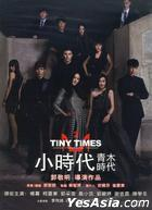 Tiny Times 2 (DVD) (English Subtitled) (Taiwan Version)