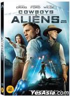 Cowboys & Aliens (DVD) (Korea Version)