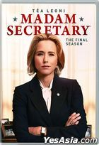 Madam Secretary (DVD) (Ep. 1-10) (End) (The Final Season) (US Version)