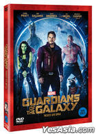 Guardians Of The Galaxy (DVD) (Korea Version)
