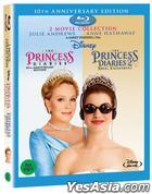 The Princess Diaries 2 Movie Collection (Blu-ray) (10th Anniversary Limited Edition) (Korea Version)