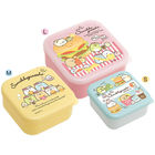San-X Sumikko Gurashi Food Container Set (3 Pieces)