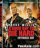 A Good Day to Die Hard (2013) (Blu-ray) (Hong Kong  Version)