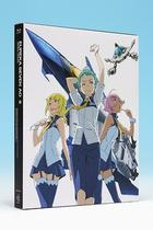Eureka Seven: AO (Blu-ray) (Vol.6) (First Press Limited Edition) (English Subtitled) (Japan Version)