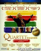 Quartet (2012) (Blu-ray) (Hong Kong Version)