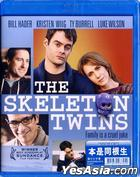 The Skeleton Twins (2014) (Blu-ray) (Hong Kong Version)