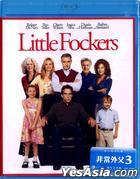 Little Fockers (2010) (Blu-ray) (Hong Kong Version)