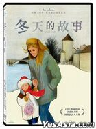 Tale of Winter (1992) (DVD) (Digitally Remastered) (Taiwan Version)