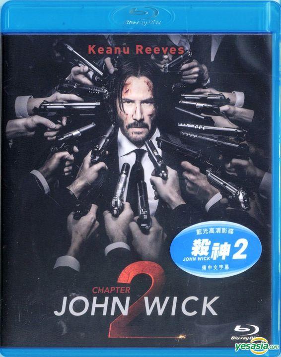Yesasia John Wick Chapter 2 2017 Blu Ray Hong Kong Version Blu Ray Keanu Reeves Common Intercontinental Video Hk Western World Movies Videos Free Shipping