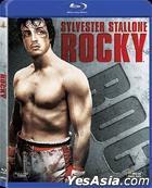 Rocky (1976) (Blu-ray) (Hong Kong Version)