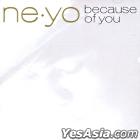 Ne-Yo Vol. 2 - Because Of You (Korea Version)