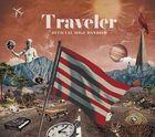 Traveler (ALBUM+BLU-RAY) (First Press Limited Edition) (Japan Version)
