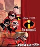 The Incredibles (Blu-ray) (Hong Kong Version)
