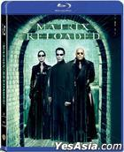 Matrix Reloaded (2003) (Blu-ray) (Hong Kong Version)