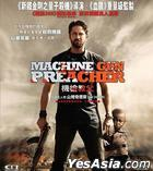 Machine Gun Preacher (2012) (VCD) (Hong Kong Version)
