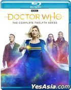 Doctor Who (Blu-ray) (Ep. 1-10) (The Complete Twelfth Series) (US Version)