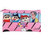 Crayon Shin-Chan Pen Pouch (Bus)