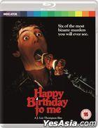 Happy Birthday to Me (1981) (Blu-ray) (UK Version)