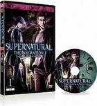 Supernatural The Animation (First Season) (Vol.1) (DVD) (English Dubbed & Subtitled) (Japan Version)