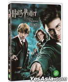 Harry Potter and the Order of the Phoenix (DVD) (Korea Version)