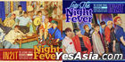 IN2IT Single Album Vol. 2 - INTO THE NIGHT FEVER (Random Version) + Random Poster in Tube