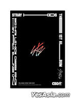 Stray Kids Vol. 1 - GO LIVE (Standard Edition) (A Type)