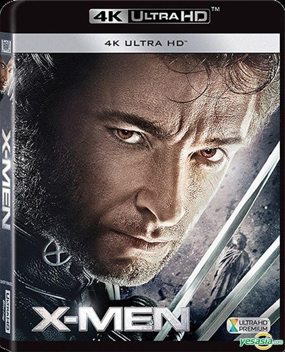 Yesasia X Men 2000 4k Ultra Hd Blu Ray Hong Kong Version Blu Ray Ian Mckellen Patrick Stewart Deltamac Hk Western World Movies Videos Free Shipping