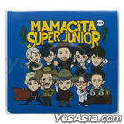SMTOWN Pop-up Store Stardium - Super Junior - Mamacita Character Sticky Memo